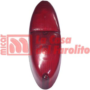 PLÁSTICO DE FAROL TRASERO FIAT 1100