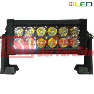 CAMINERO DE 12 LED RECTANGULAR 180 X 80 MM