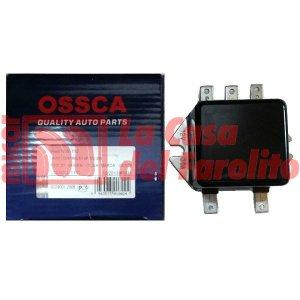 RELAY DOBLE DE LUCES OSSCA 12V